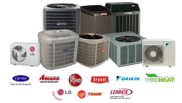 Air Conditioning Unit Brands Before You Call A Ac Repair Man Visit