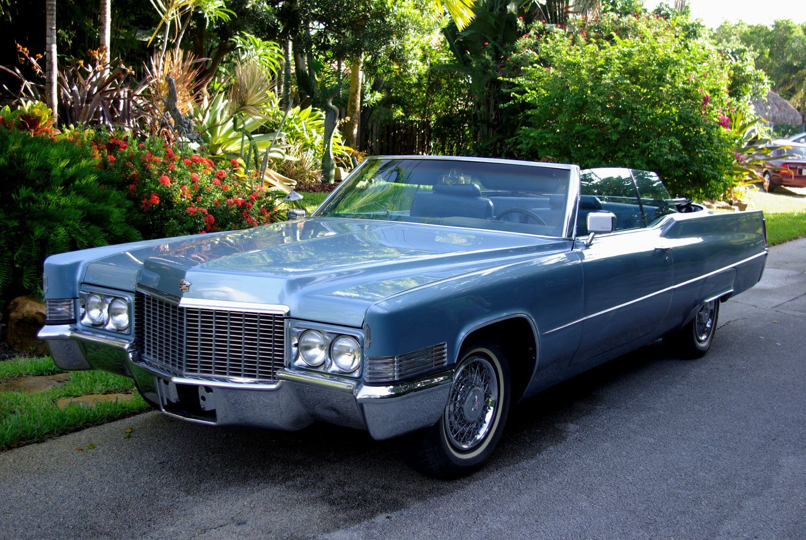1970 Cadillac Coupe DeVille Convertible Maintenance of old vehicles ...