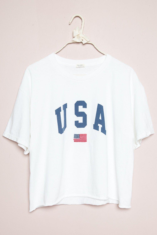 b15fb9cfe1 Brandy ♥ Melville | Aleena USA Top - Graphics| I have a top like this.