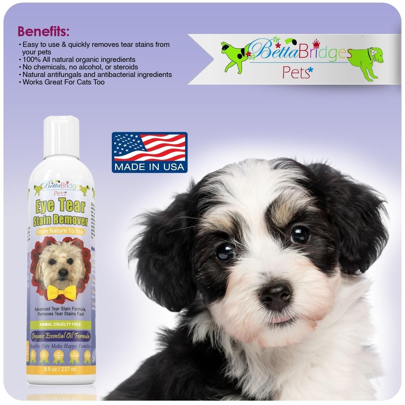 Tear Stain Remover For Dogs Angel Eyes Tear Stain Remover Dog