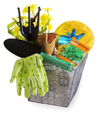 Garden Gift Basket josaelcom