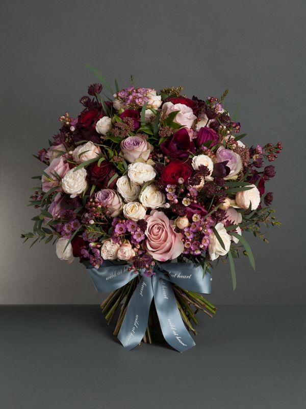 Wild At Heart Valentine S Day 2016 Timeless Romance Bouquet