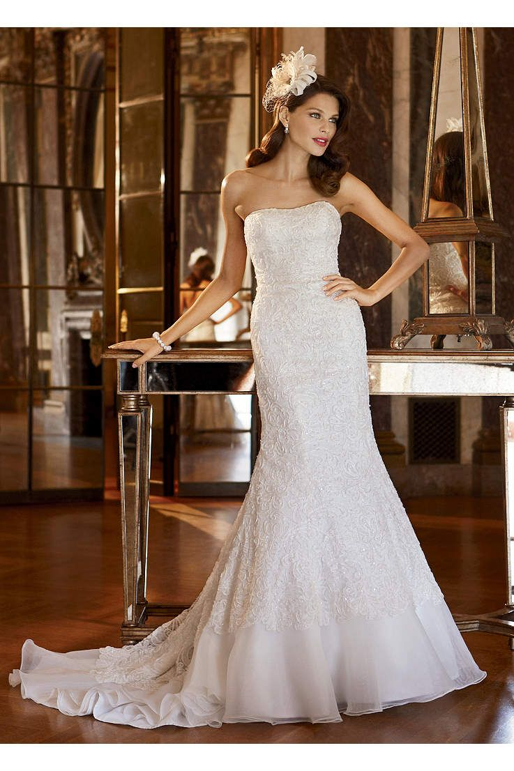 Searching for the perfect lace wedding dress browse our pretty lace