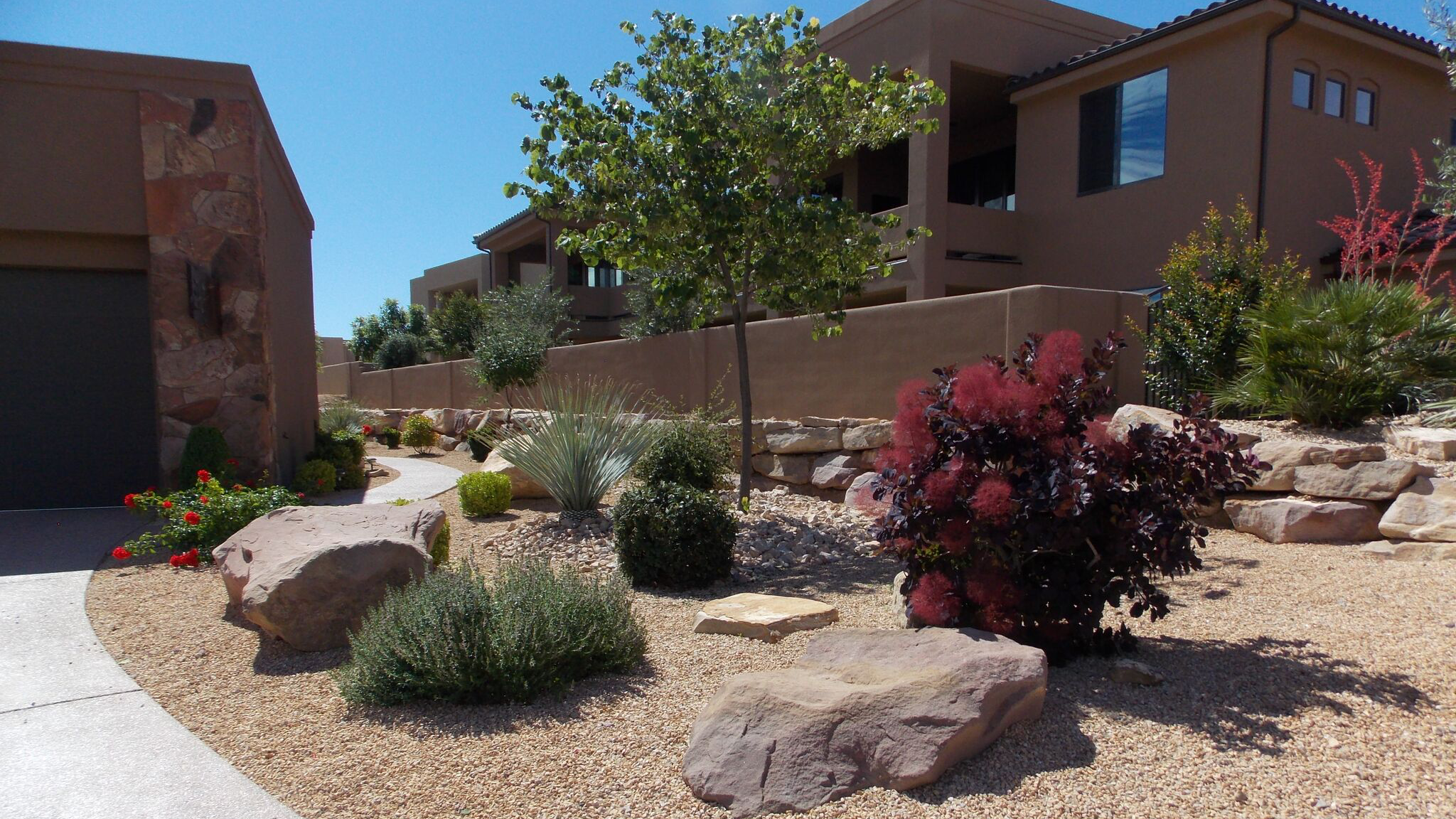 Stonetree Projects Stone Tree Landscaping St George Utah