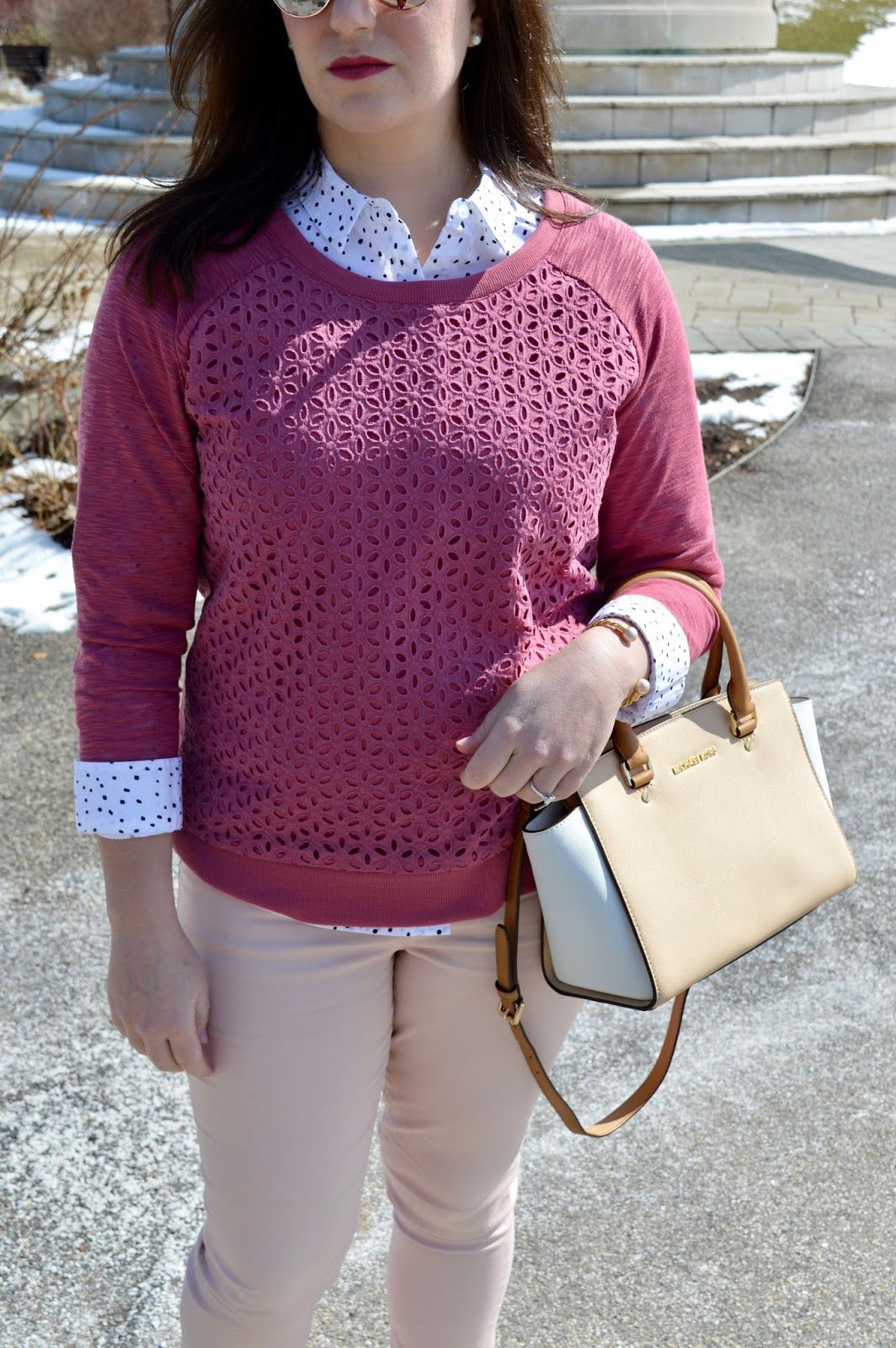 Spring outfit with Reitman's!