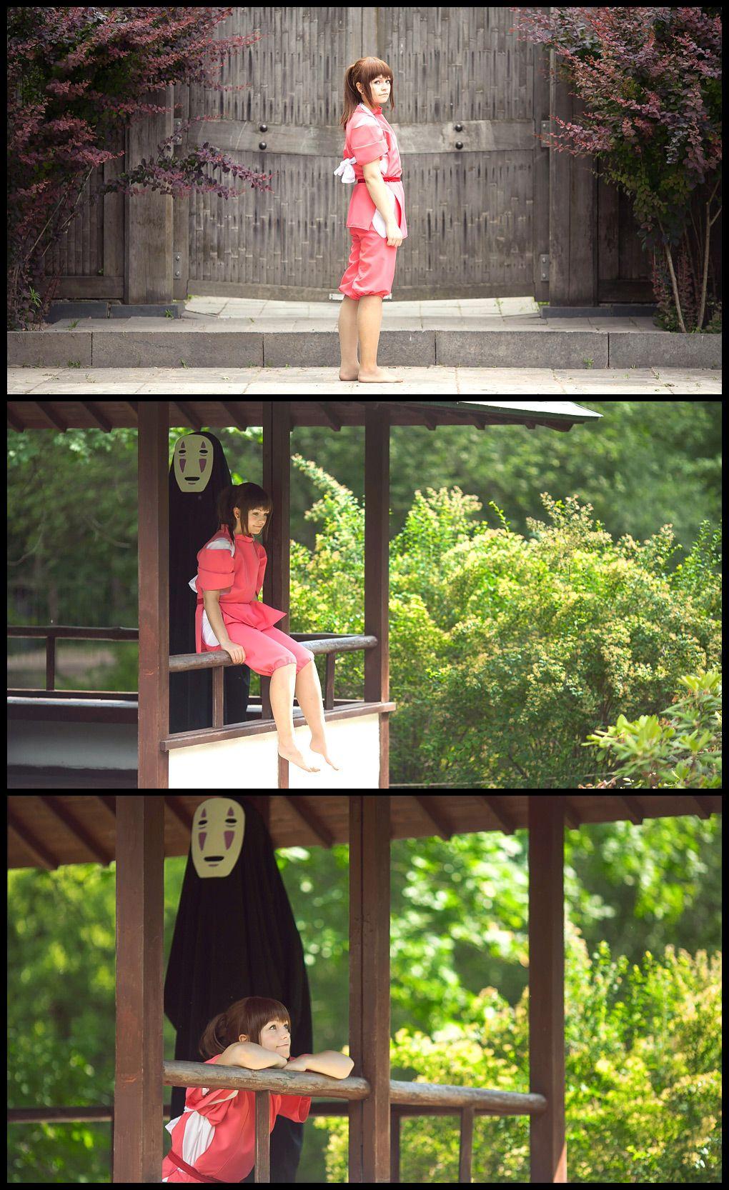 Chihiro Ogino from Spirited Away by MaceRider on deviantART.com http://macerider.deviantart.com/