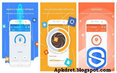 360 Security Antivirus 4.5.4.3253 apk Cleaning, App