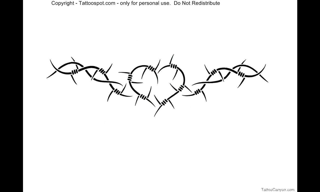 2969 barbed wire design 4 barb tattoo designs free tattoo design ...