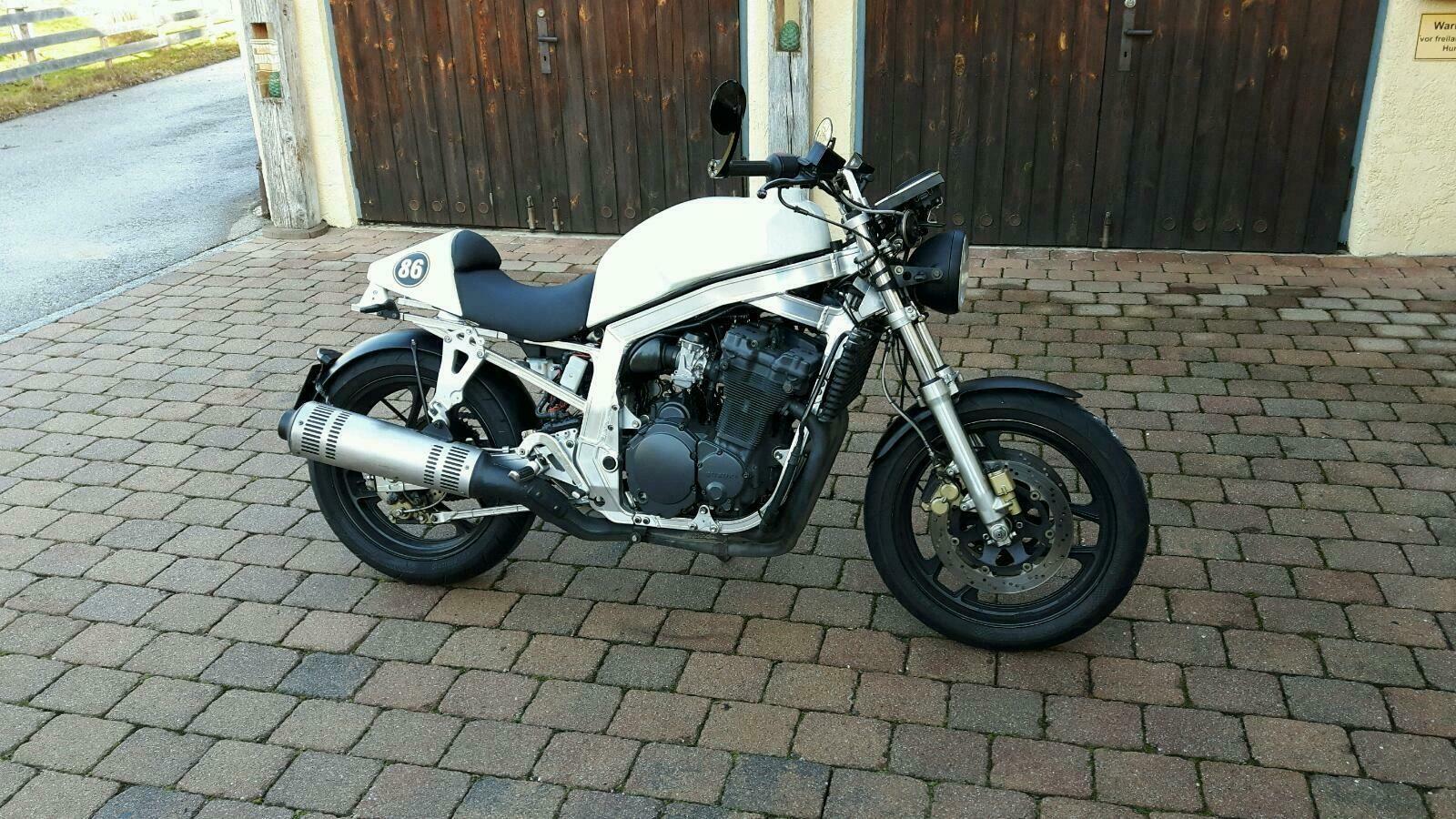 Suzuki GS 500 E Rheine   Wir kaufen dein Motorrad