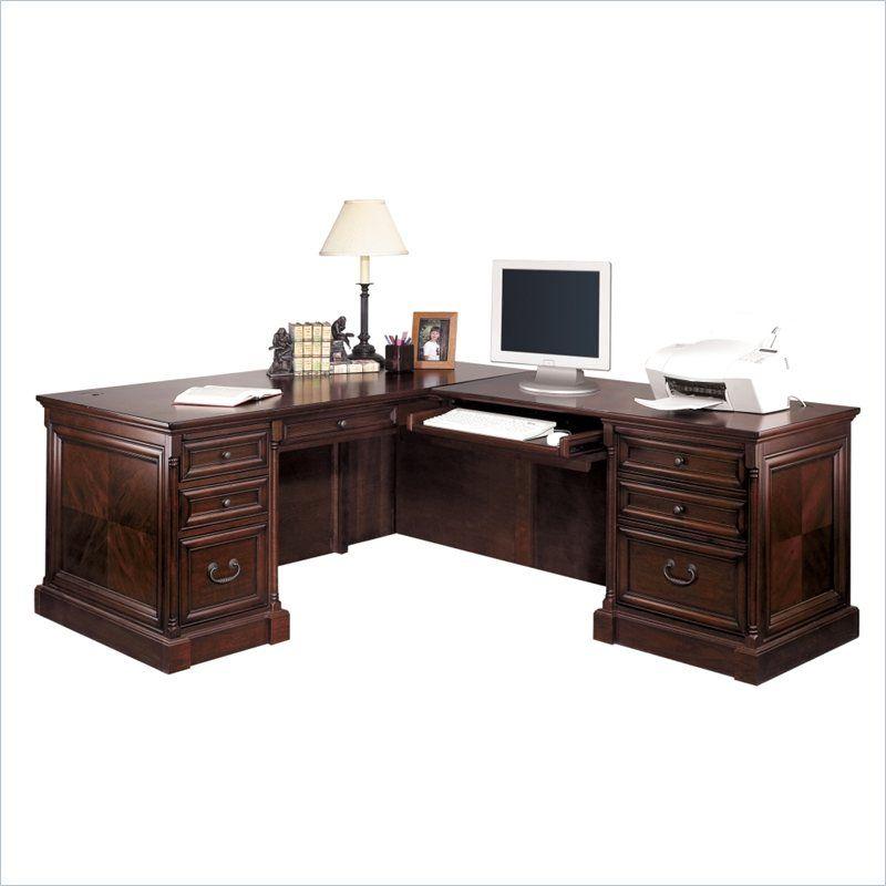 Martin Furniture   Mount View Office   Computer Desk
