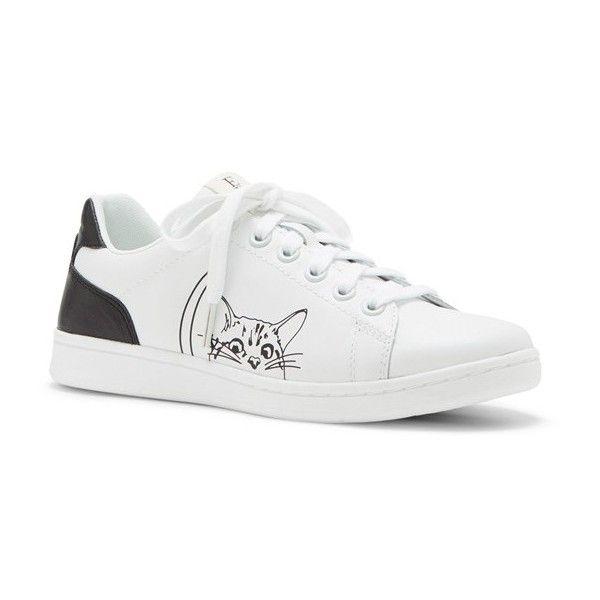 Women's Ed Ellen Degeneres Chapanima Sneaker (2.845 UYU) ❤ liked on  Polyvore featuring shoes