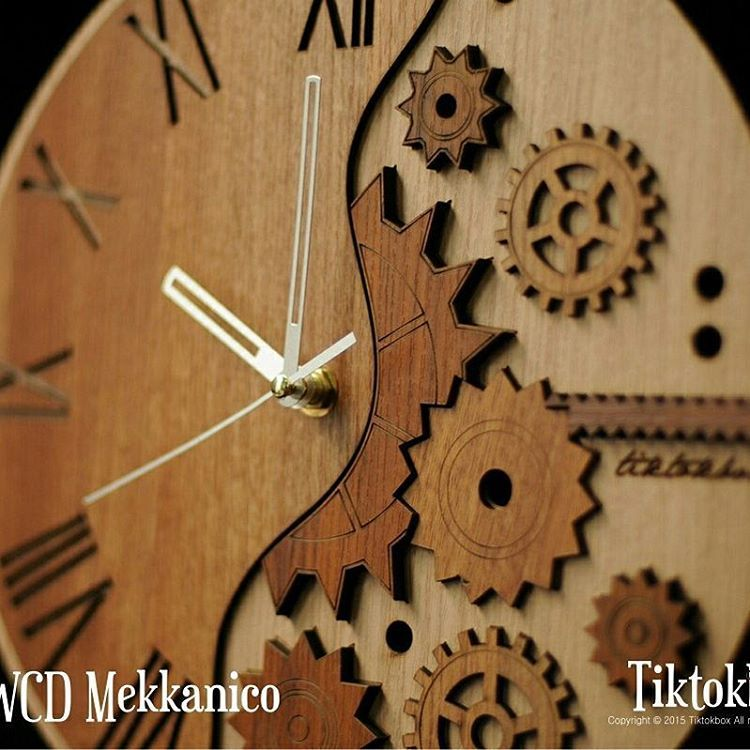 Bosan dengan bentuk jam dinding rumah anda   Yuk ganti dengan model jam  dinding e4f99aa711