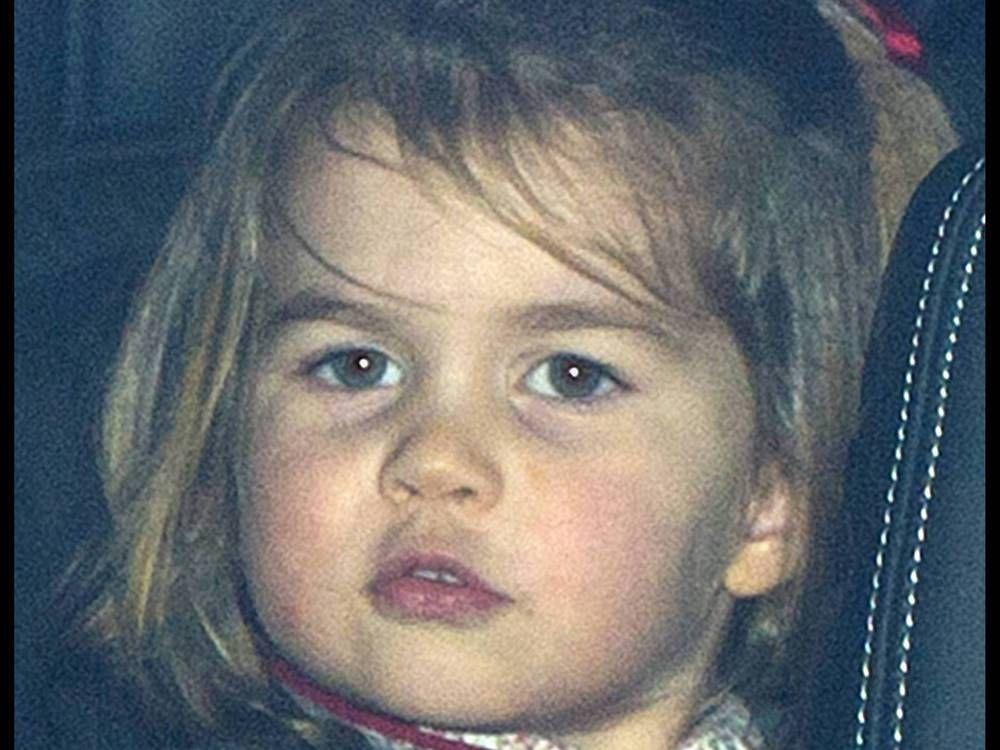 Prinzessin Charlotte Sie Hat Zuhause Das Sagen Trend Magazin Prinzessin Charlotte Prinzessin Prinz George