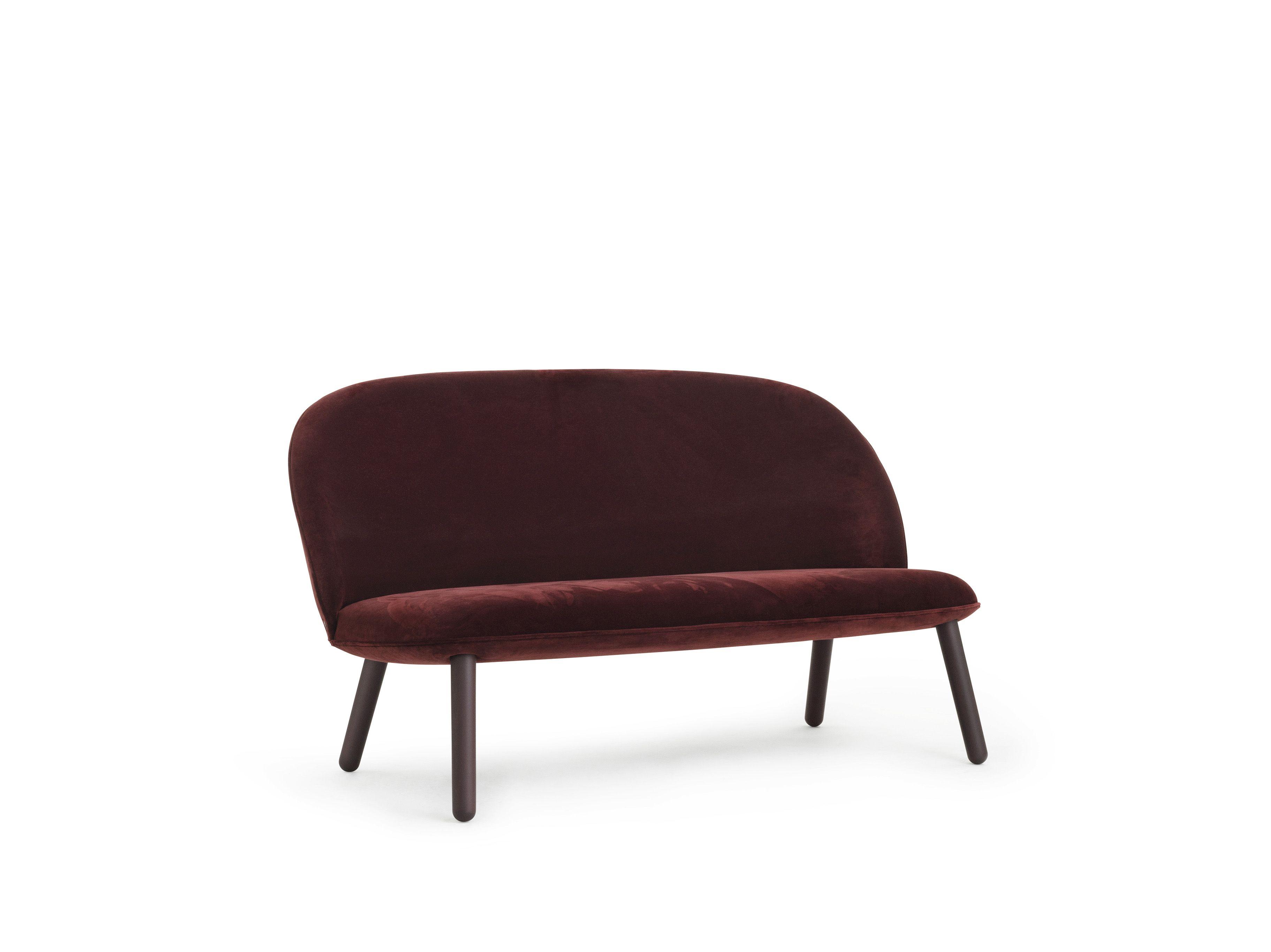 Ace sofa in velour