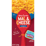 Free Betty Crocker Mac & Cheese at Kroger -you can load it to your Kroger card today only but it expires July 6