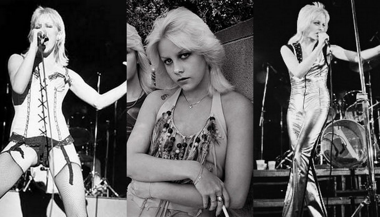 Watch Cherie Currie video