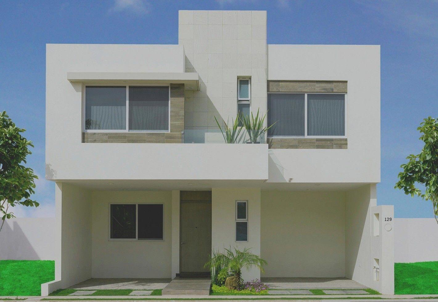 Full Size Of Fotos Fachadas Casas Dos Pisos Sencillas Estilos Un