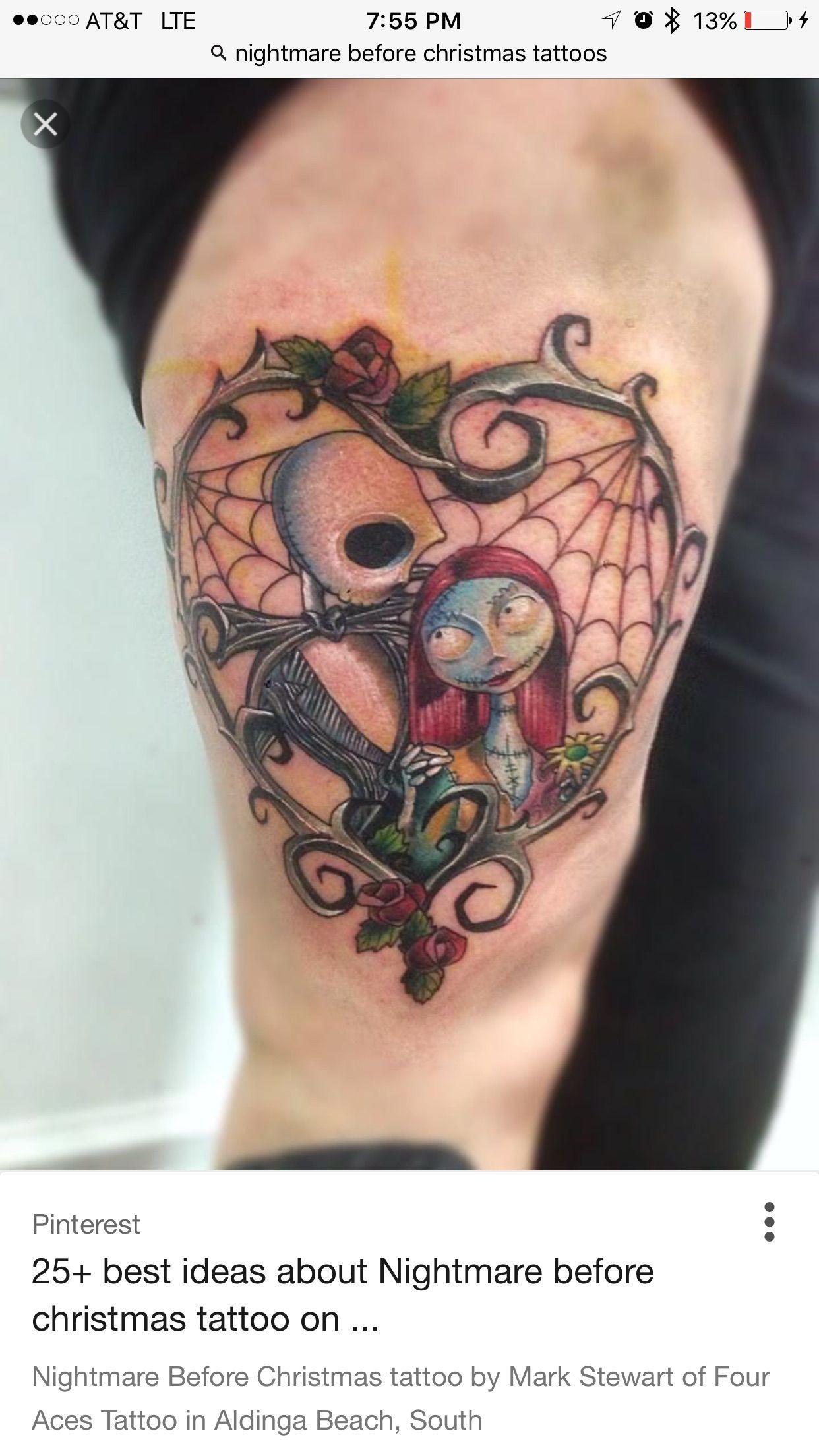 Pin by allison reyes on Tatto | Pinterest | Tattoos, Nightmare ...