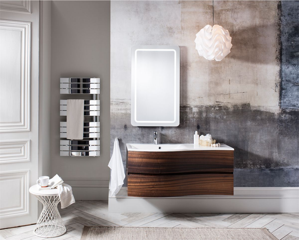 Practical Bathrooms practical & extensive storage space with generously sized