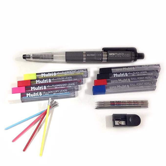 Ooly Very Best Cool Blues Mechanical Pencils  Super Cool Mechanical Pencils