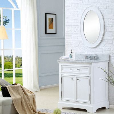Darby Home Co Colchester 30 Quot Single Sink Bathroom Vanity