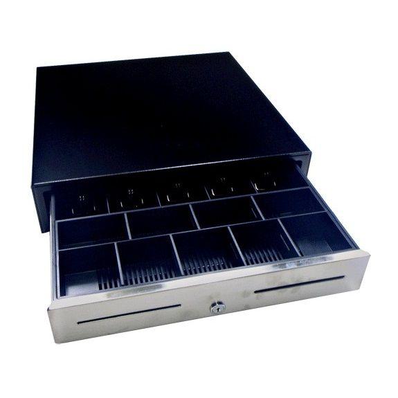 Goodson Gc54 Cash Drawer Black Drawers Metal Construction Cash