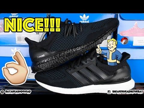5c0f000e90ec1 HOW TO BLACK OUT ADIDAS ULTRA BOOST MIDSOLES TUTORIAL!!!