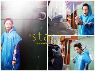 Jang Geun Suk - @Stacy Wilkins Magazine March 2012