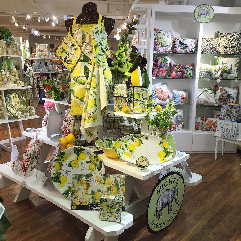 A Perennial Favorite Michel Design Works Lemon Basil Design Looks