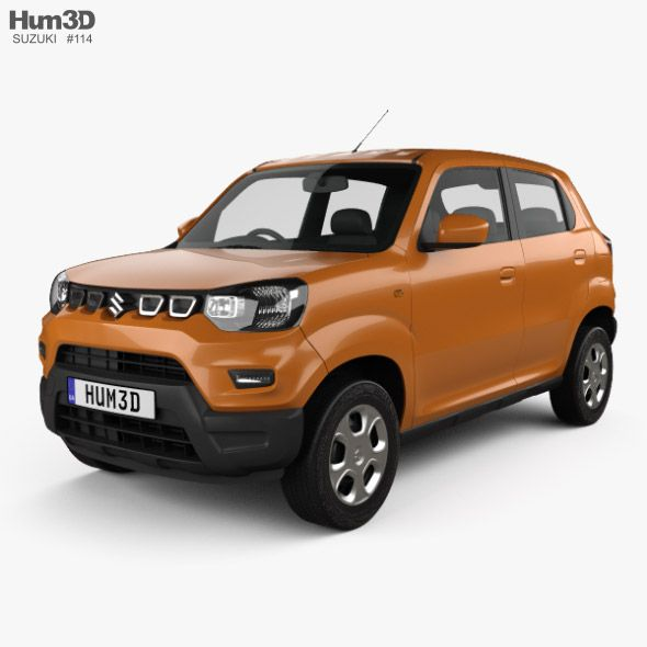 Suzuki Maruti S-Presso 2019. Fully editable and reusable 3D model of a car. #3D #3DModel #3DDesign #2019-2023 #5-door #compact #crossover #india #indian #japan #japanese #maruti #presso #s #s-presso #small #spresso #suv #suzuki #SuzukiMaruti