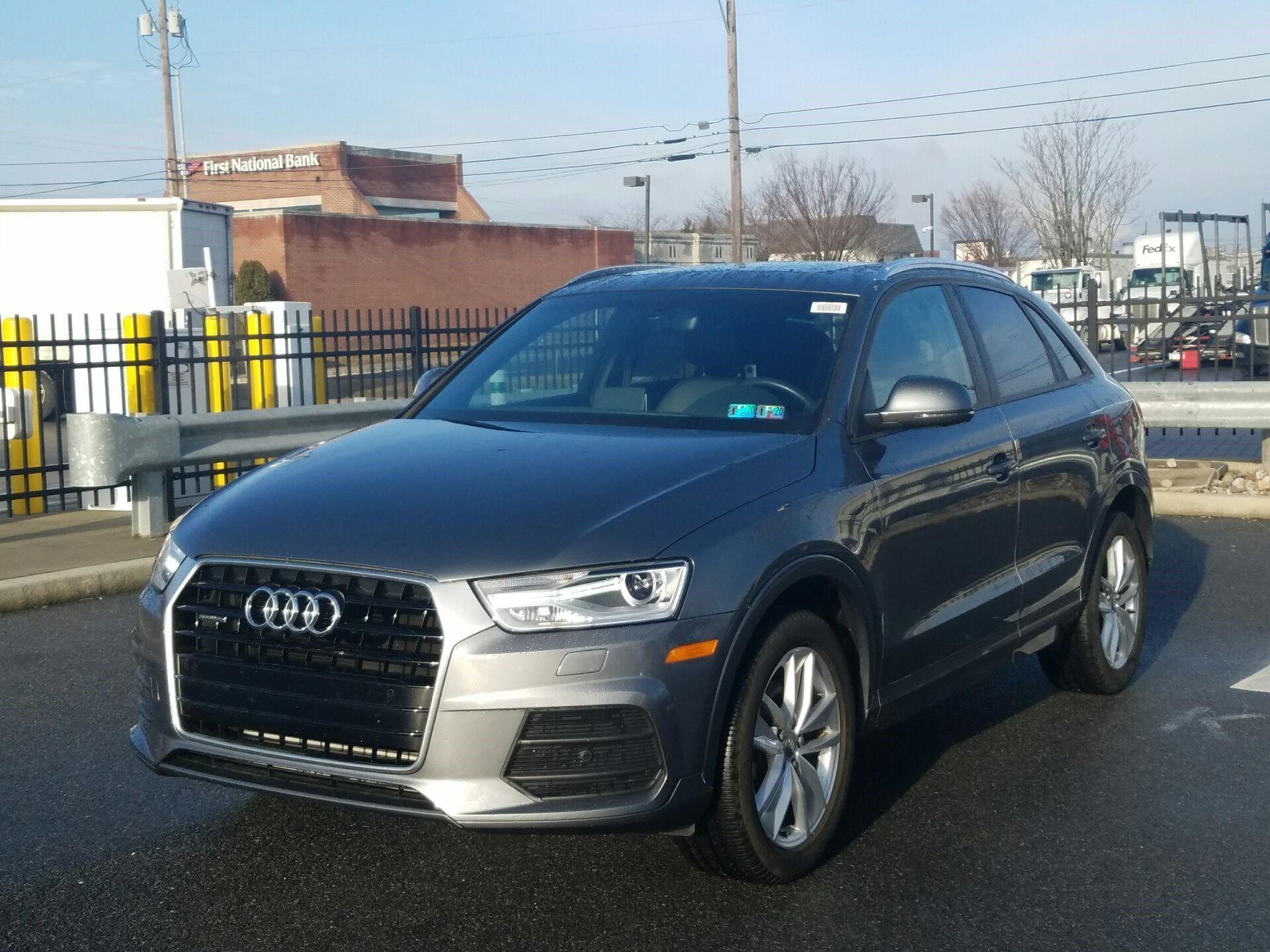Used 2017 Audi Q3 In Newark Delaware Carmax Car Audi Q3 Audi
