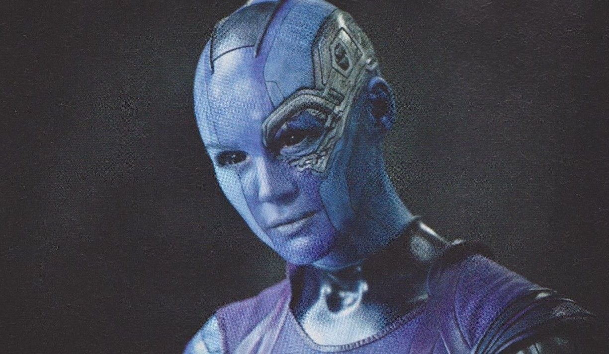 New GUARDIANS OF THE GALAXY Stills Featuring Star-Lord, Gamora, Drax And More
