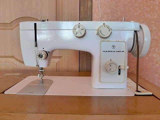Инструкция швейная машина чайка