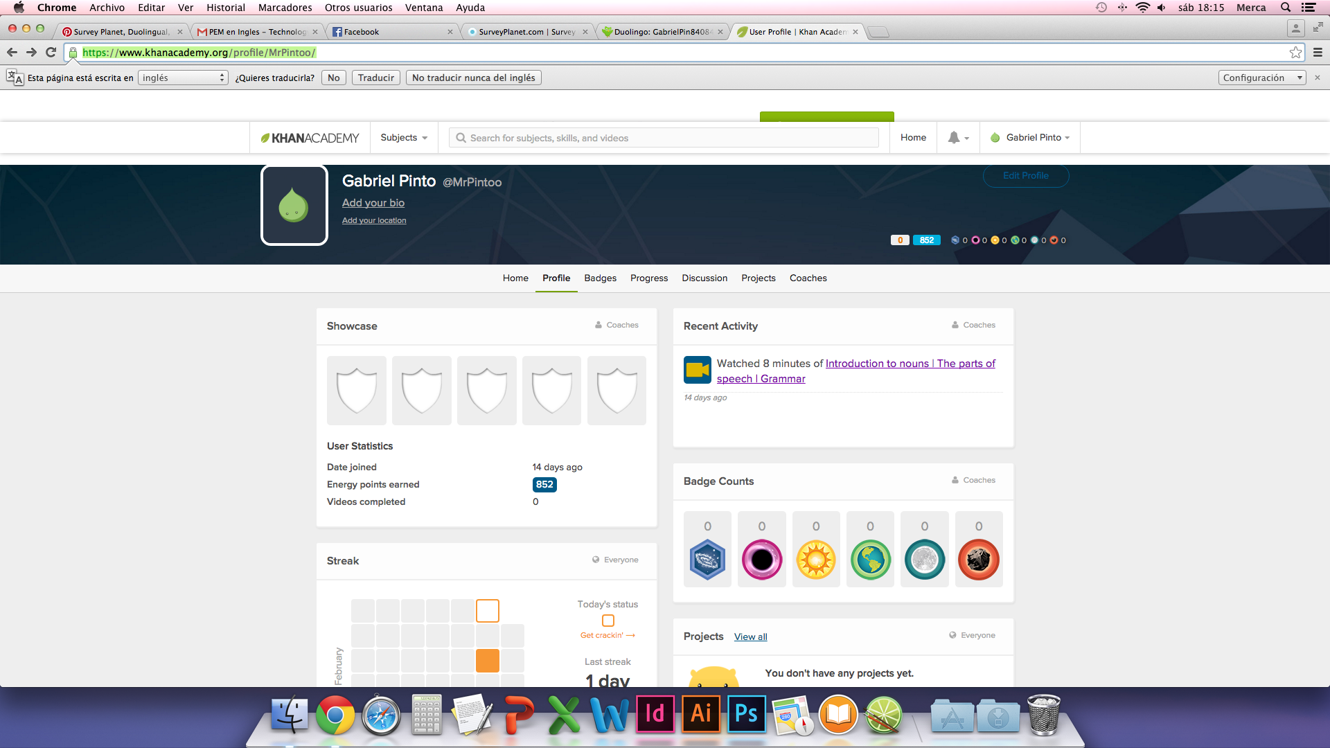 Check out my profile for You can earn