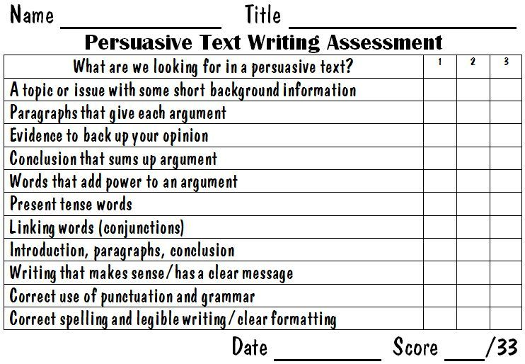 how to teach persuasive writing ks2