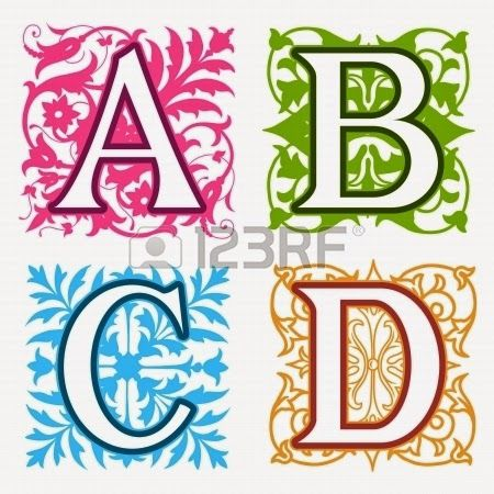 Pin by Adriana Gramajo on Abcdarios Pinterest Alphabet letters