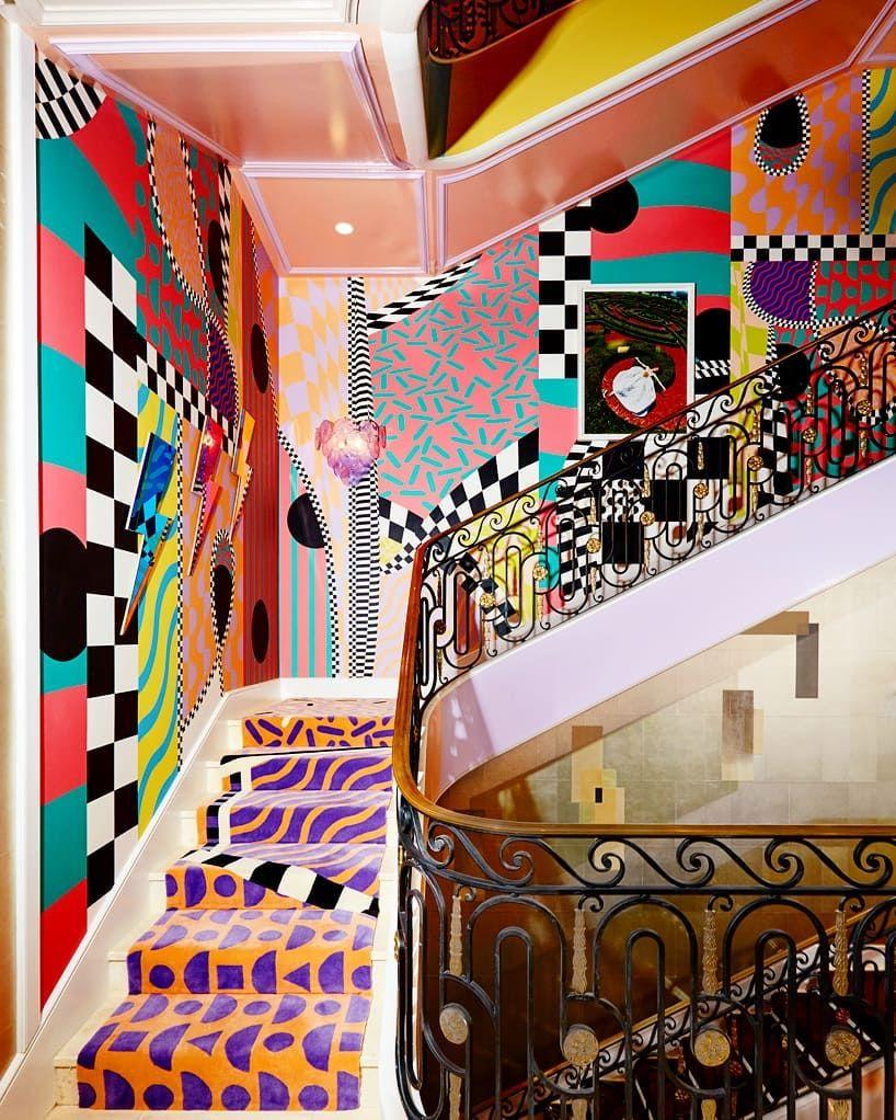 Bu iç mekân tasarımı hakkında ne düşünüyorsunuz?🌈 ✍ Design: Sasha Bikoff 📸 Photo: Genevieve Garruppo . . . . . . #dizayn #istanbul #tbt #dekorasyon #dekorasyonfikirleri #evaksesuar #decoration #throwbackthursday #gunaydin #evdekorasyonu #daire #mimari #mobilya #mimarsinem #evdekorasyonlari #günayd�