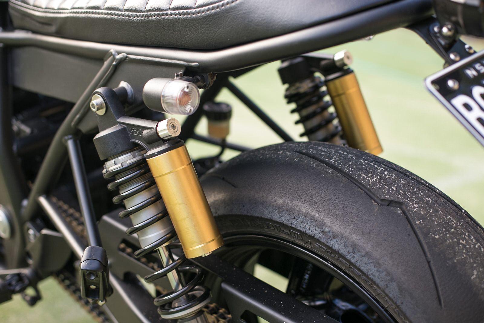 Custom Yamaha XJR1300 by RB Racing (With images)   Yamaha