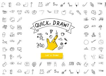 Google Quick Draw Ai Game Google Quick Draw Drawing Games Blended Learning