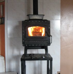 Gray Stove Works Wood Stove Tiny Wood Stove Mini Wood Stove