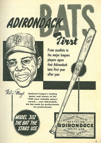 adirondack aluminum bats