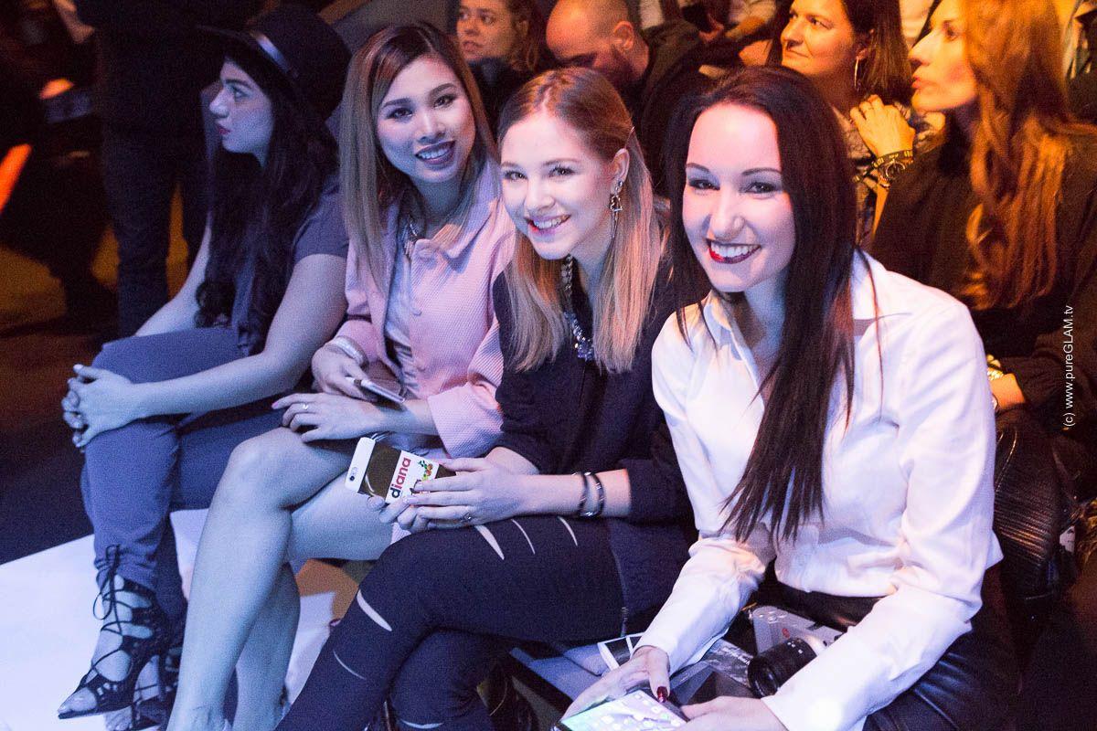 Fashionweek Berlin - minx by Eva Lutz - Backstage - Behind the Show - Autum/Winter 2016/2017 - Rebecca Mir, Franziska Knuppe, Boris Entrup, Diana zur Löwen, Dfashion, Vanessa Pur, Blogger, YouTuber