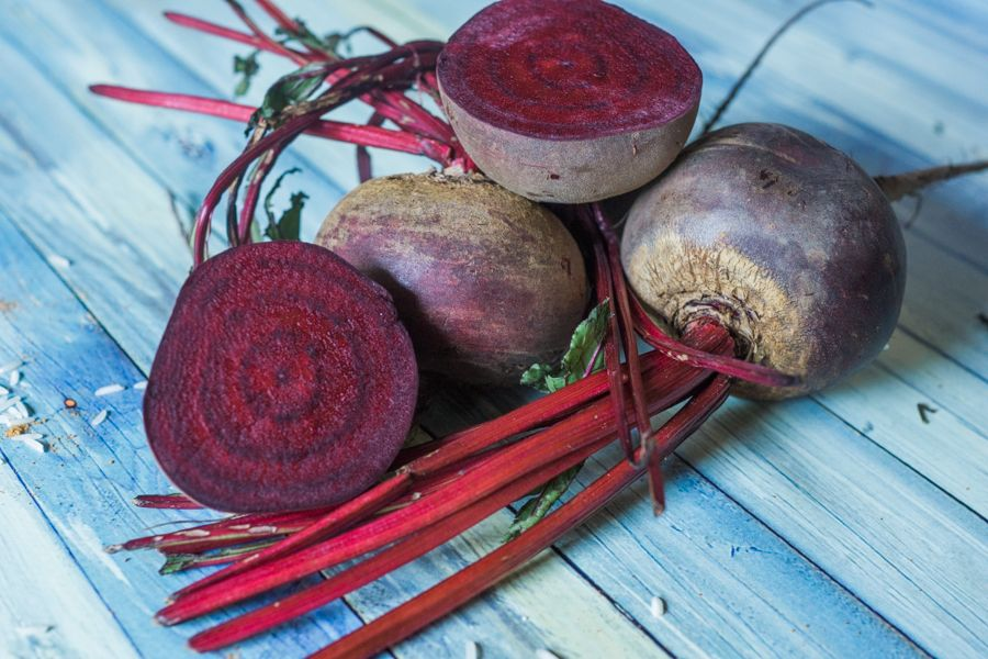 Beetroot rice | HDYTI