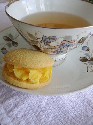 Passionfruit #Creams from Bush Cookies, Australia's gourmet