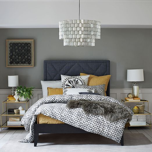 Terrace Side Table | Home bedroom, Home, Navy bedrooms
