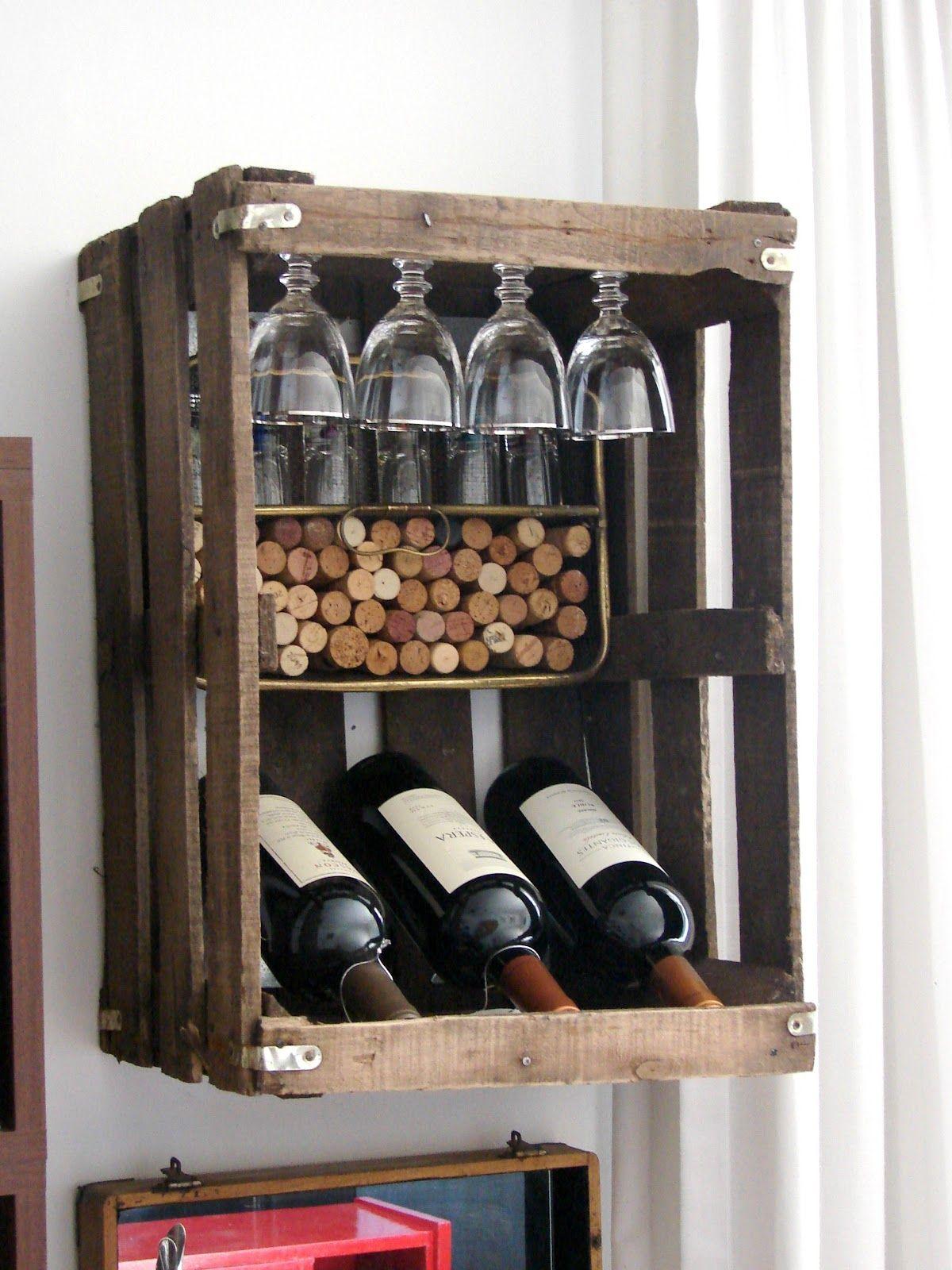 Mini vinoteca muebles pinterest minis - Fotos de vinotecas ...