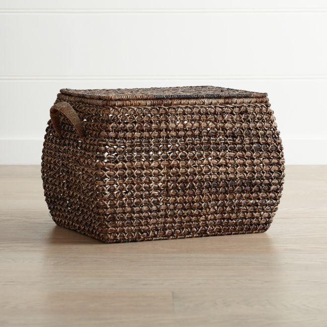 49++ Living room storage baskets information