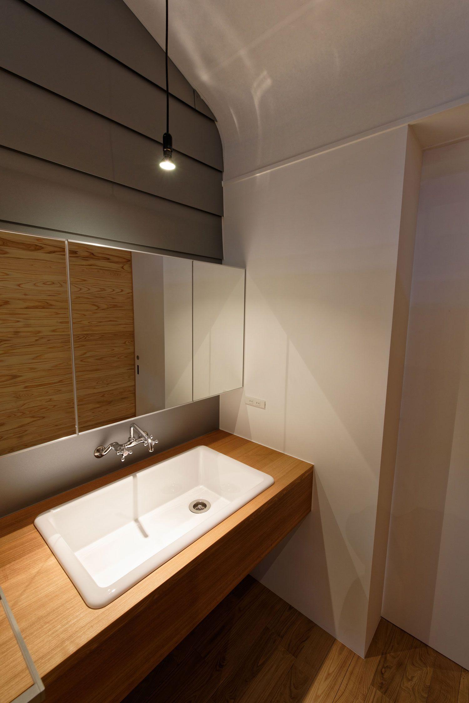 A C E 波多野一級建築士事務所 波多野崇による 京都市上京区の築