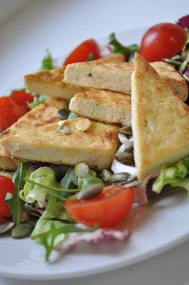 Maijan makia: Inkivääri-tofu