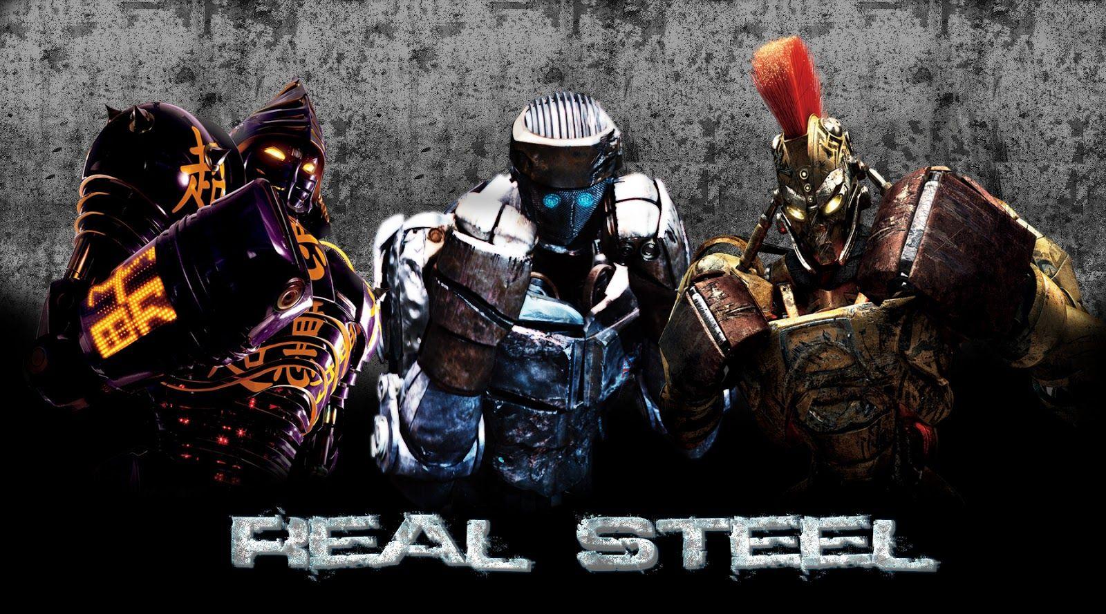Real Steel - Noisy Boy/Atom/Midas wallpaper #realsteel ...
